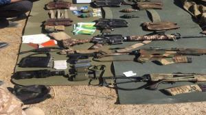 انهدام تیم مسلح تروریستی در بوکان