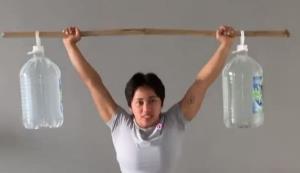 قهرمانی المپیک با تمرینات من درآوردی