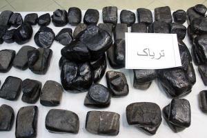کشف بیش ۱۰۰ کیلوگرم تریاک در هندیجان