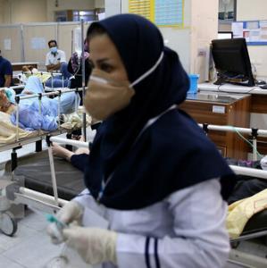 بستریهای کرونایی در تهران به ۱۰ هزار نفر رسید