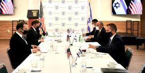 دیدار مشاوران امنیتی و سیاسی رژیم صهیونیستی با مقامهای آمریکایی