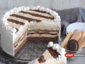 آموزش تهیه یک کیک خوشمزه برای عصرانه کودکان