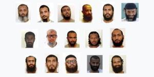 انتقال شماری از زندانیان گوانتانامو به یمن توسط امارات
