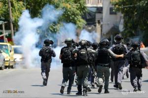 درگیری مسلحانه نیروهای مقاومت فلسطینی با نظامیان صهیونیست