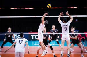 والیبال ایران به یک صخره سخت دیگر رسید
