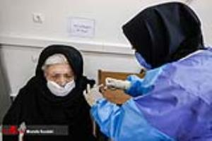 عکس/ واکسیناسیون در زندان زنان استان تهران