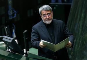 وزیر کشور از مجلس کارت زرد گرفت