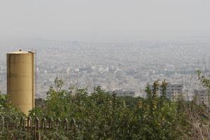 هوای اصفهان بر مدار نارنجی و ناسالم برای گروههای حساس است
