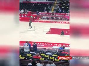 ربات بسکتبالیست ژاپنی