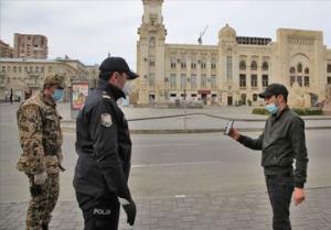 «کرونا» مرزهای جمهوری آذربایجان را قفل کرد