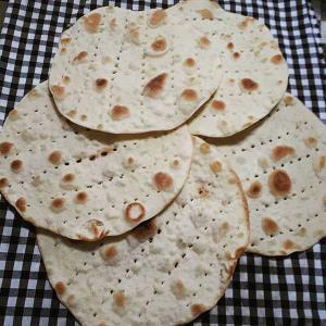 طرز تهیه نان تافتون خوشمزه و مخصوص به روش بازاری