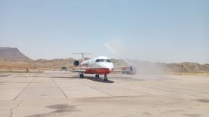 افزایش پروازهای گچساران ـ تهران