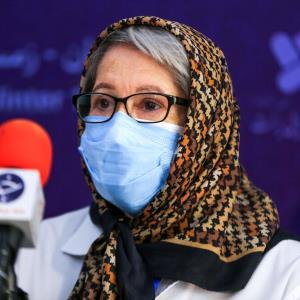 مینو محرز: تزریق واکسن کرونا مرگ و میر را از بین برده است