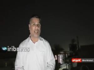 علت انفجار محل نگهداری سلاح و مهمات در شهر نجف