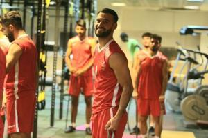 لبخند احمد نور به دو رقمی شدن