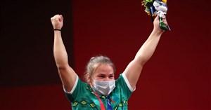 اولین مدال تاریخ ترکمنستان در المپیک به دست آمد