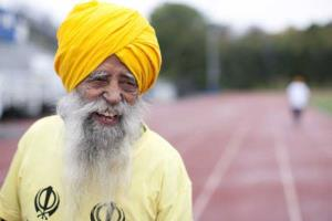 مسن ترین دونده ماراتن دنیا، مشوق جوانان به ورزش