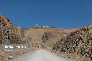 احداث تلسکوپ رصدخانه ملی بر روی قله
