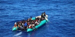 غرق شدن کشتی مهاجران در سواحل لیبی؛ ۵۷ نفر جان باختند