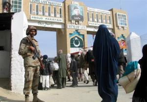 گذرگاه مرزی تحت کنترل طالبان با پاکستان بازگشایی شد