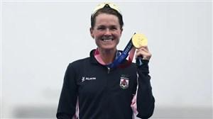 برمودا اولین طلای تاریخ المپیک را گرفت