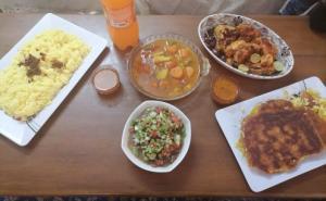 از شما/فاطمه شیراز برنج و مرغ
