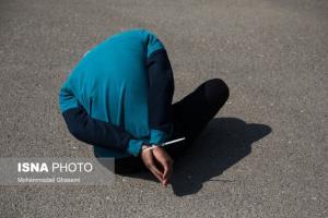 دستگیری سارقان تصادفهای ساختگی