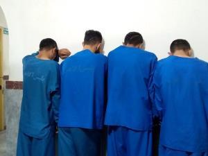 دستگیری دزدان 50 خانه