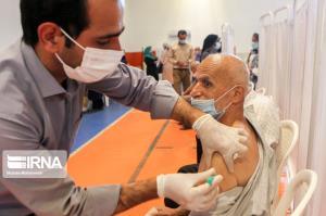 ۶۷ درصد جمعیت هدف در فریمان واکسن کرونا زدند
