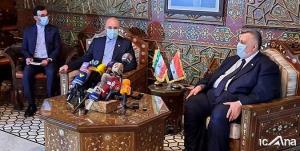 قالیباف در بدو ورود به دمشق اهداف اقتصادی و تجاری این سفر را تشریح کرد