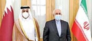 سه محور دیپلماسی شیخ قطری