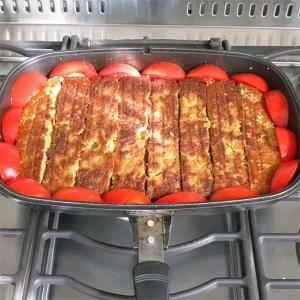طرز تهیه کوکوی گوشت خوشمزه و مخصوص به روش تبریزی