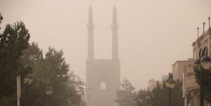تعطیلی ادارات زابل به علت طوفان شدید در سیستان