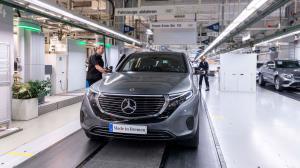 سرمایهگذاری 47 میلیارد دلاری بنز در تولید خودروهای الکتریکی