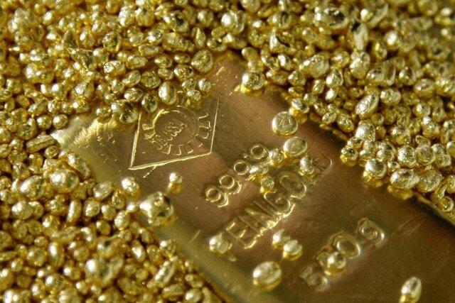 طلا رکورد پايين جديدي را شکست