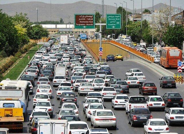 افتتاح مسير جديد مشهد به شانديز