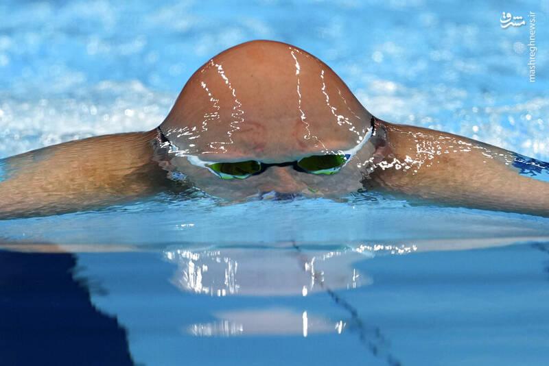 عکس/ شکار لحظهها در المپیک؛ ورزشکاران در موقعیت های فان!