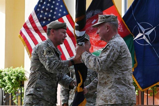 پنتاگون: روسیه و چین دلیل خروج ما از افغانستان هستند