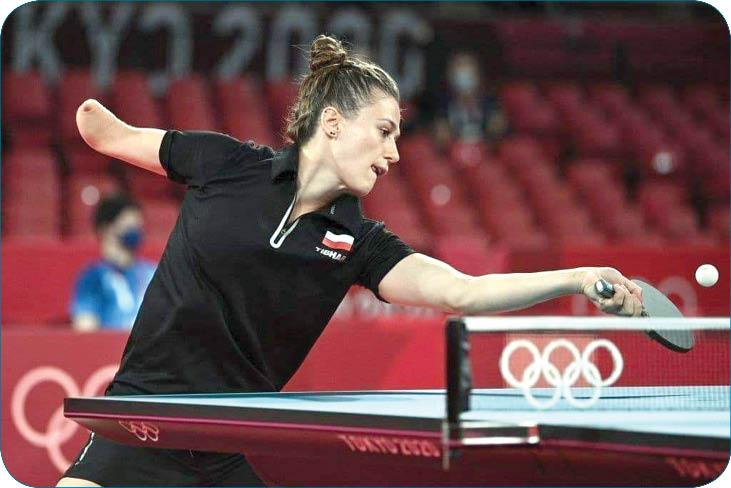 موفقيت به شيوه ورزشکار زن استثنايي المپيک توکيو