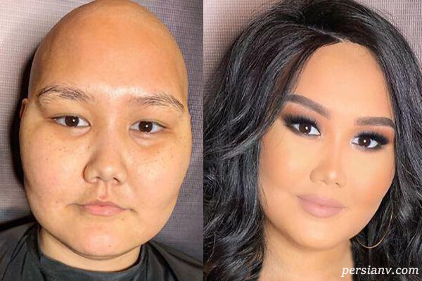 عوارض جسماني آرايش کردن صورت