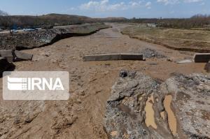 باران تابستانه به ۴ خانه روستایی گنبدکاووس خسارت زد