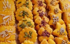 آموزش «شیرینی زعفرانی» مخصوص روز عید