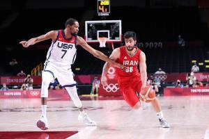 خبری که علیه آبروی بسکتبال ایران پخش شد!