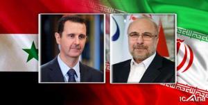 اقتصاد محور دیدار قالیباف و اسد/ رئیس مجلس: چهار سال آینده فرصتی تاریخی است