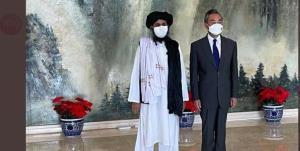 سفر هیات سیاسی طالبان به چین
