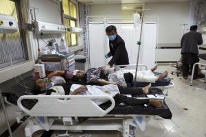 افزایش شدید تعداد قربانیان غیرنظامی در افغانستان