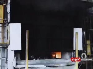 نحوه ساخت مشعل المپیک توکیو