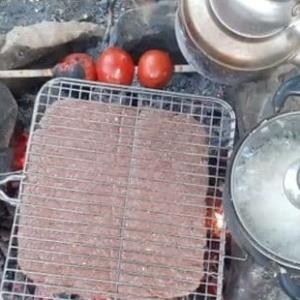 صفر تا صد تهیه «کباب توری آتیشی» برای روزهای تعطیل