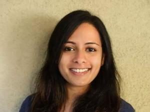 نقش مهم یک زن هندی در ساخت موشک فضایی