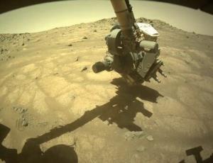 سنگهای مریخ از نگاه